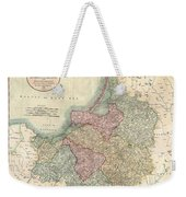 1799 Cary Map Of Prussia And Lithuania  Weekender Tote Bag