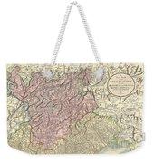 1799 Cary Map Of Tyrol Weekender Tote Bag