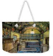 17th Century Chapel Weekender Tote Bag