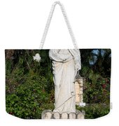 Ancient Spanish Monastery Weekender Tote Bag