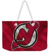 New Jersey Devils Weekender Tote Bag