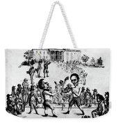 Presidential Campaign, 1860 Weekender Tote Bag