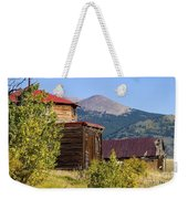 1800's Architecture Weekender Tote Bag
