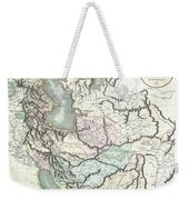 1801 Cary Map Of Persia  Iran Iraq Afghanistan Weekender Tote Bag