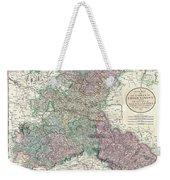 1801 Cary Map Of Upper Saxony Germany  Berlin Dresden Weekender Tote Bag