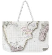 1809 Pinkerton Map Of Southern Africa Weekender Tote Bag