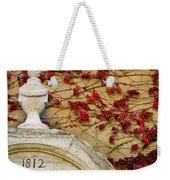 1812 Fountain Weekender Tote Bag