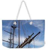 1812 Tall Ships Peacemaker Weekender Tote Bag