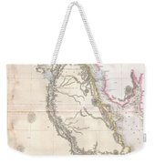 1818 Pinkerton Map Of Egypt Weekender Tote Bag