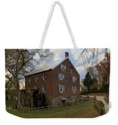 1823 North Carolina Grist Mill Weekender Tote Bag