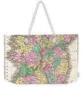 1827 Finley Map Of Ireland  Weekender Tote Bag
