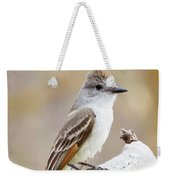 Birds Of The World Weekender Tote Bag