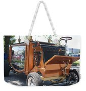 1852 Cunningham Hearse With 383 Chevy Stroker Engine Weekender Tote Bag