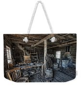 1860's Blacksmith Shop - Nevada City Ghost Town - Montana Weekender Tote Bag