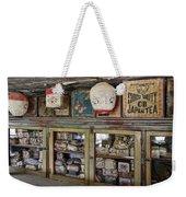 1860's Chinese Mercantile Shop - Montana Weekender Tote Bag