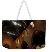 1865 - St. Jude's Church  - Interior 2 Weekender Tote Bag by Kaye Menner