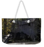 1868 Cable Mill At Cades Cove Tennessee Weekender Tote Bag