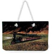1870s Prairie Fires Of The Great West - Weekender Tote Bag