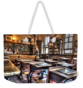 1879 School House - Knott's Berry Farm Weekender Tote Bag