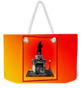 1898 Firemen Memorial Weekender Tote Bag