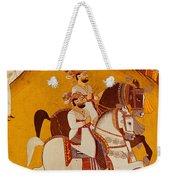 18th Century Indian Painting Weekender Tote Bag