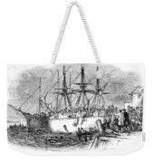 Boston Tea Party, 1773 Weekender Tote Bag