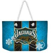Jacksonville Jaguars Weekender Tote Bag