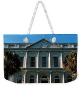 Low Angle View Of A Government Weekender Tote Bag