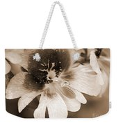 Schizanthus From The Hit Parade Mix Weekender Tote Bag
