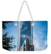 Skyline Of Uptown Charlotte North Carolina Weekender Tote Bag