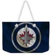 Winnipeg Jets Weekender Tote Bag