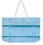 Wooden Background Weekender Tote Bag