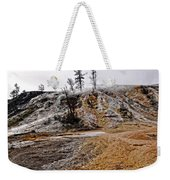 Yellowstone Weekender Tote Bag