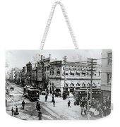 1900s Intersection Of Fair Oaks Weekender Tote Bag