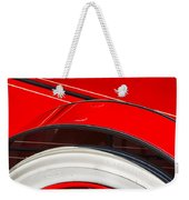 1903 Pope Hartford B Wheel Abstract Weekender Tote Bag