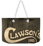 1905 Restaurant  Weekender Tote Bag