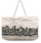 1906 Manhattan Panorama Weekender Tote Bag