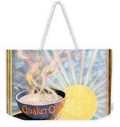1906 - Quaker Oats Cereal Advertisement - Color Weekender Tote Bag