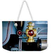 1908 Buick Model S Tourabout Taillight Weekender Tote Bag