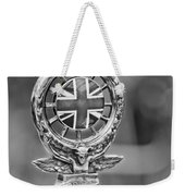 1909 Rolls-royce Silver Ghost Hood Ornament Weekender Tote Bag