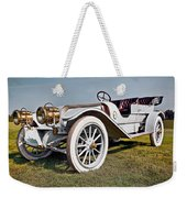 1910 Franklin Type H Touring Weekender Tote Bag by Marcia Colelli