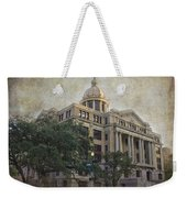 1910 Harris County Courthouse  Weekender Tote Bag