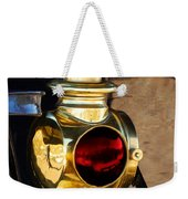 1910 Pope Hartford Model T Lamp Weekender Tote Bag