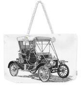 1911 Ford Model T Tin Lizzie Weekender Tote Bag by Jack Pumphrey