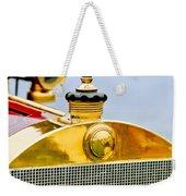 1911 Mercedes 50 Hp Maythorn Tourer Hood Ornament Weekender Tote Bag