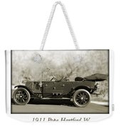 1911 Pope Hartford W Weekender Tote Bag