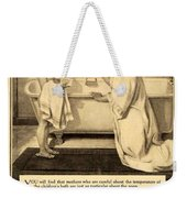 1913 - Proctor And Gamble - Ivory Soap Advertisement Weekender Tote Bag