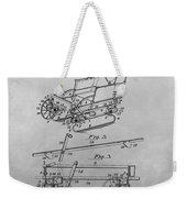 1914 Go Cart Patent Drawing Weekender Tote Bag