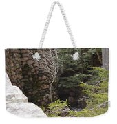 1917 Carriage Road Bridge Jordan Stream Acadia Maine Weekender Tote Bag