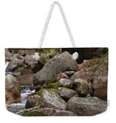 1917 Carriage Road Bridge Of Acadia Weekender Tote Bag